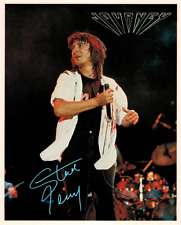 4442 Steve Perry Journey Rock Band Pop Authentic Vintage 80s Photograph Picture