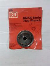 K-D Tool 3373 GM Oil Drain Plug Wrench (LS119-1)