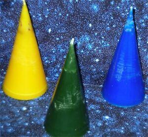 Gem Stone Surprise Treasure Candles Cone