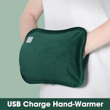 Electric Heating Pad Hand Warmer    Winter Body Heat Therapy Portable USB Pillow