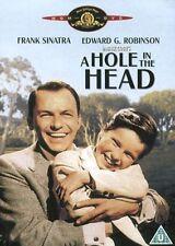 A HOLE IN THE HEAD FRANK SINATRA EDWARD G ROBINSON MGM UK REGION 2 DVD NEW