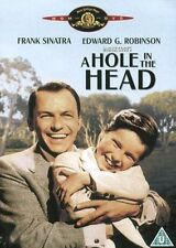 A HOLE IN THE HEAD FRANK SINATRA EDWARD G ROBINSON MGM UK REG 2 DVD NEW & SEALED