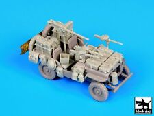 Black Dog 1/72 British SAS / LRDG Jeep North Africa 1942 Accessories Set T72063