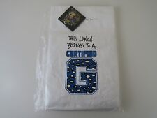 WWE Slam Loot Crate Exclusive Enzo Amore Lunch Bag Certified G WHITE OFFICIAL