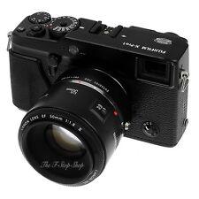 Adaptador de Lente Fotodiox Pro, Canon EOS (EF, EF-S) Lente Fuji X-Mount X-T1 X-Pro