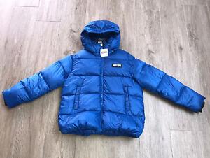 Moschino Logo Patch Puffer Coat Age 14 Yrs BNWT RRP £400