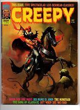 CREEPY #71 WARREN HORROR MAGAZINE 1975 KEN KELLY COVER ART