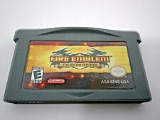 GameBoy Advance  FIRE EMBLEM The Sacred Stones