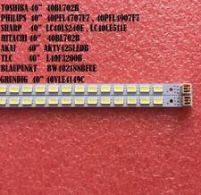 2 strisce LED LTA400HM13 LJ64-03029A 40LNCH-L1S-60 G1GE-400SM0-R6 TV 40BL702B