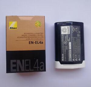 EN-EL4A Battery For Nikon D2 D2H D2Hs D2x D2xs D3 D3S D3X F6 Camera MH-22
