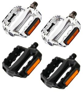 "VP Components VP-469 Pedals 9/16"" for Fixie, Fixed Gear,Trekking, Urban Bike"