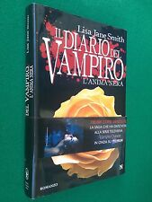 Lisa Jane SMITH - IL DIARIO DEL VAMPIRO - L'ANIMA NERA , Ed Newton (2010)