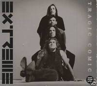 EXTREME - Tragic Comic - Deleted 1992 UK Picture CD