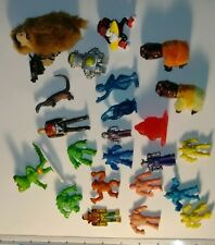 Vintage 80s Toy lot M.U.S.C.L.E Gundam M.A.S.K. Ghost Busters Alf & more Figures