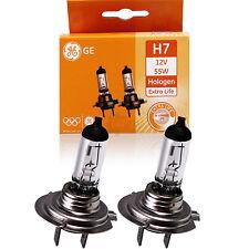 GE Set Extra Life Lampe Birne 2x H7 12V 55W PX26D G6D