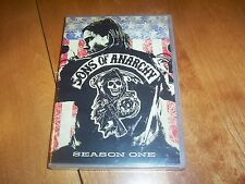 SONS of ANARCHY SEASON ONE All 13 Episodes TV Biker Crime NEW & SEALED DVD SET