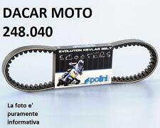 248.040 VARIATOR BELT POLINI BENELLI : 491 50 GT-ST - 491 50 RR-RACING-SP-SPORT