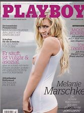 Playboy 03/2009 März Melanie Marschke, Margerita Waldmann