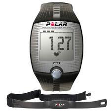 Polar FT1 Computadora Monitor Ritmo Cardíaco Ejercer Reloj Negro 90051026 Nuevo