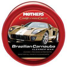 340g Gold Original Carnauba Wax Paste Cleaner - Mothers California 12oz