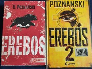 Erebos 1 und 2   Gebundene Ausgabe   Ursula Poznanski