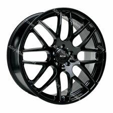 """Alloy Wheels 19"""" DTM For BMW 1 Series E81 E82 E87 E88 F20 F21 F40 WR Black"""