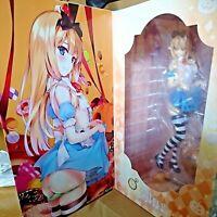 SKYTUBE Comic aun Alice illustration by Kurehito Misaki 1/6 PVC Figure F/S