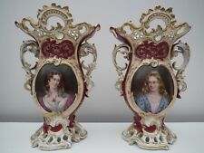 french porcelain vases jacob petit french flower porcelain vase