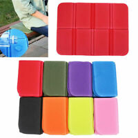 Portable Outdoor Folding Foldable Foam Seat Waterproof Chair Cushion Pad Mat