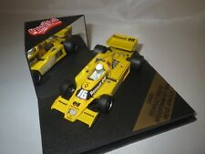 "Quartzo Q4051  Renault  RS01/3  (R.Arnoux)  Argentinian  GP  #16  ""1979"" 1:43 !!"