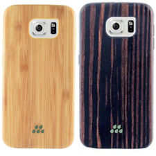 Brand New!! Evutec Wood SI Series Sleek Impact Snap Case For Samsung Galaxy S6