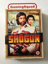 Shogun DVD, Supplied by Gaming Squad