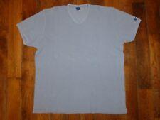 Tee-shirt bleu MC col en V - Celio - Taille M (38/40) - Excellent état