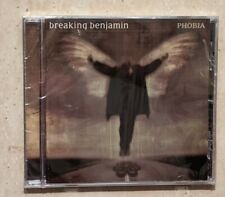 NEW SEALED BREAKING BENJAMIN PHOBIA CD FREE SHIPPING