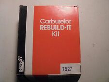 Vintage Easyway Carburetor Rebuild-It Kit # 7527 Rochester Model 210 (M2MG,M2ME)