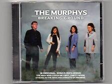 The Murphys -  Breaking Ground - CD - Free Post Uk