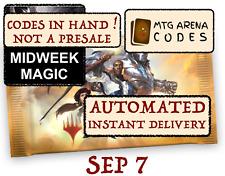 MTG Arena code card FNM  Midweek Magic Promo Pack September 7 - INSTANT EMAIL