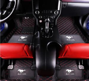 Fußmatten nach Maß für Ford USA Ecosport,Edge,Escape,Mustang