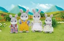 Sylvanian Families SF4030 Cottontail Rabbit Family Dolls