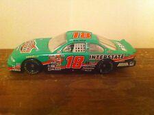 Vintage 2000 Pontiac Grand Prix Hasbro Diecast Toy Race Car Interstate MBNA Rare