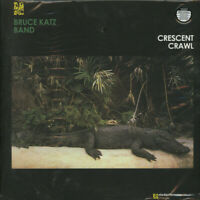 Bruce Katz Band - Crescent Crawl (Vinyl LP - 2019 - EU - Original)
