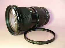 [Very Good] Canon New FD Zoom 35-105mm f3.5 NFD Zoom MF Lens from Japan #53