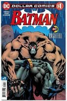 Batman #497 Dollar Comics Edition | Misprint Error (DC, 2019) NM
