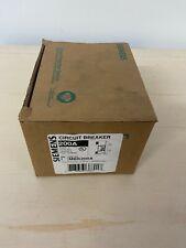 Siemens Mbk200a New In Box 2p 200a 120240v Main Circuit Breaker