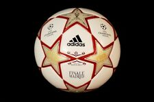 Adidas Soccer Match Ball Football Omb Uefa Champions League Final Madrid 2010