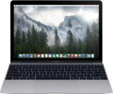 "Apple MacBook 12"" Retina spacegrey (MLH72D/A) 256GB SSD / 8GB / neuwertig / OVP"