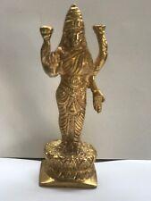 Devi Lakshmi Brass Statue