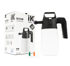 IK Foam 1.5 Pump Foamer 35oz Sprayer Perfect for Cleaning and Car Care