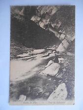"""CPA """"Grotte de Han - Trou de Bellevaux"""""""