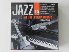 10 CD Set Jazz at the Philharmonic Norman Granz Dizzy Gillespie Gene Krupa